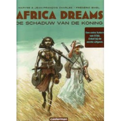 Africa dreams 01 HC<br>De schaduw van de koning