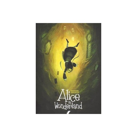 Alice in Wonderland HC 01