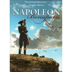 Historische personages 04<br>Napoleon Bonaparte deel 1