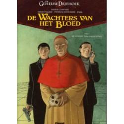 Wachters van het bloed 01 HC<br>De schedel van Cagliostro
