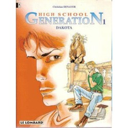 High School Generation setje<br>deel 1 t/m 5<br>1e drukken