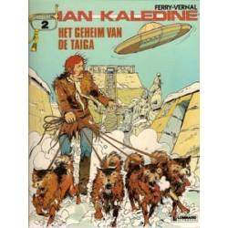 Ian Kaledine 02<br>Het geheim van de Taiga<br>1e druk 1983