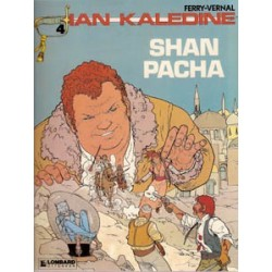 Ian Kaledine 04<br>Shan Pacha<br>1e druk 1985