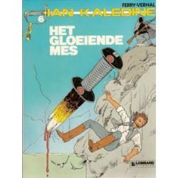 Ian Kaledine 06<br>Het gloeiende mes<br>1e druk 1987