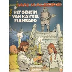 Ian Kaledine 09<br>Het geheim van kasteel Flambard<br>1e druk