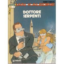 Ian Kaledine 10<br>Dottore Serpenti<br>1e druk 1992