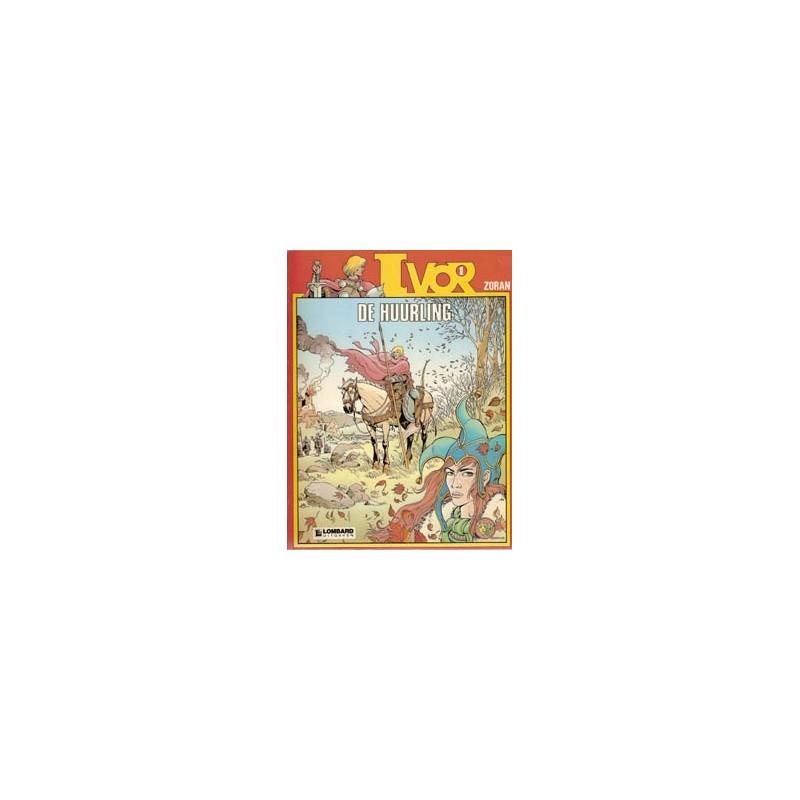 Ivor 01 De huurling 1e druk 1986