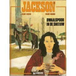 Jackson setje<br>deel 1 t/m 3<br>1e drukken 1989-1991
