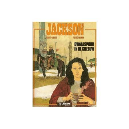 Jackson setje deel 1 t/m 3 1e drukken 1989-1991