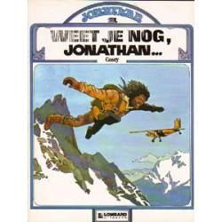 Jonathan 01 - Weet je nog, Jonathan herdruk