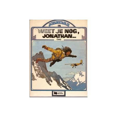 Jonathan  setje Oorspronkelijke uitgaven deel 1 t/m 11 1e drukken & herdrukken