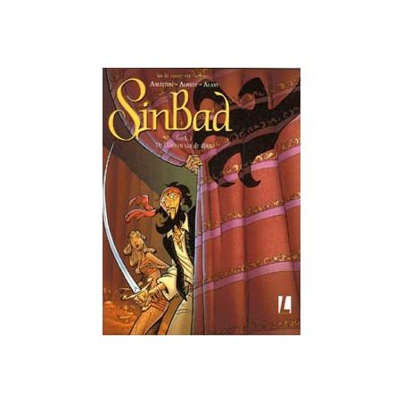 Sinbad 02 De klauwen van de djinn