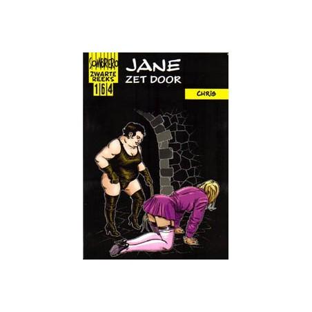 Zwarte reeks  164 Jane zet door
