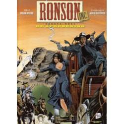 Ronson Inc. 01 HC<br>De afrekening