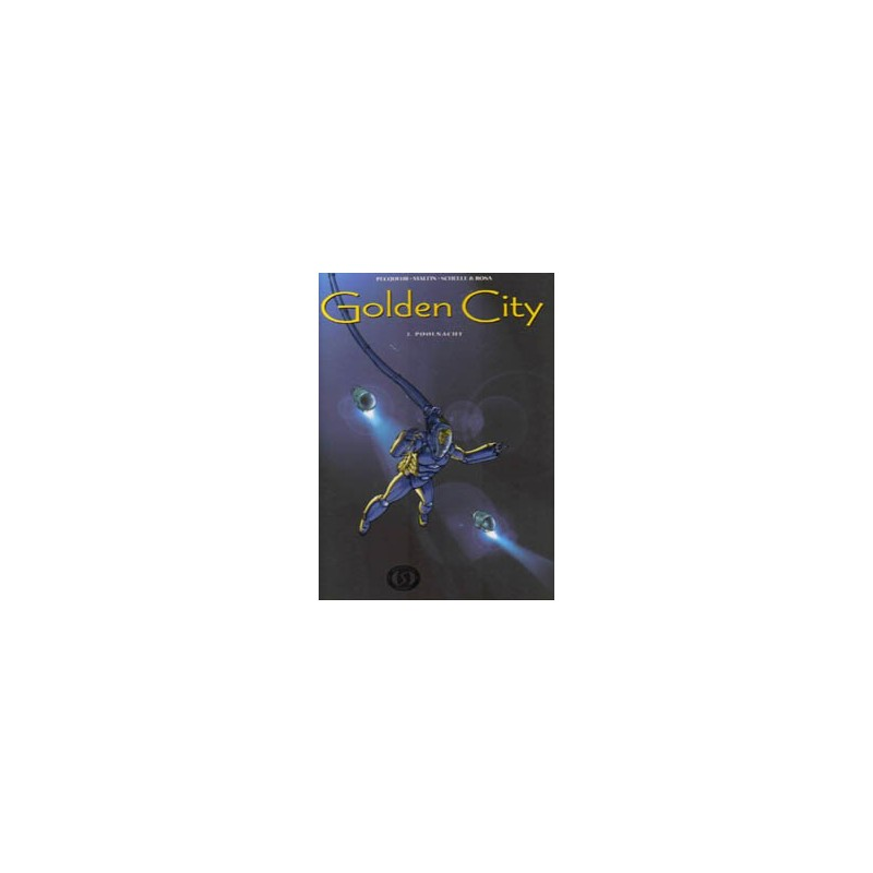 Golden City  03 HC Poolnacht