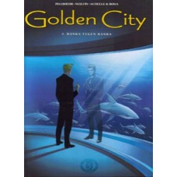 Golden City 02 HC Banks tegen banks