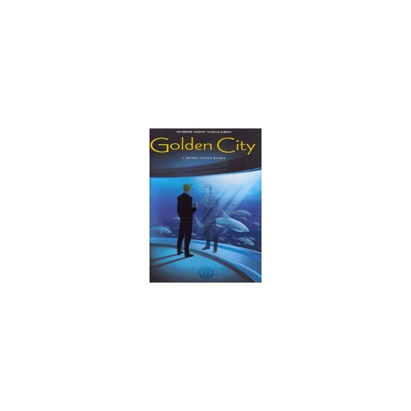 Golden City  02 HC Banks tegen banks