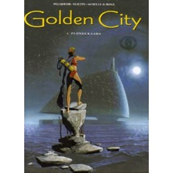 Golden City 01 HC<br>Plunderraars