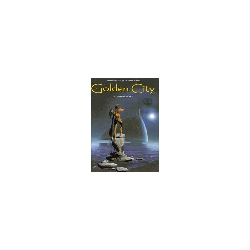 Golden City  01 HC Plunderraars