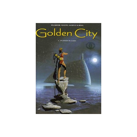 Golden City  01 HC Plunderraars