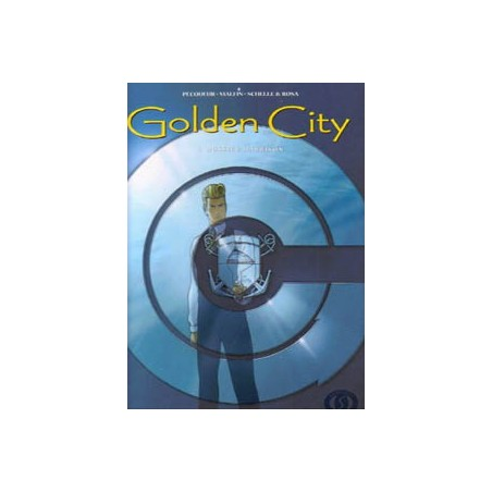 Golden City  05 HC Dossier Harrison
