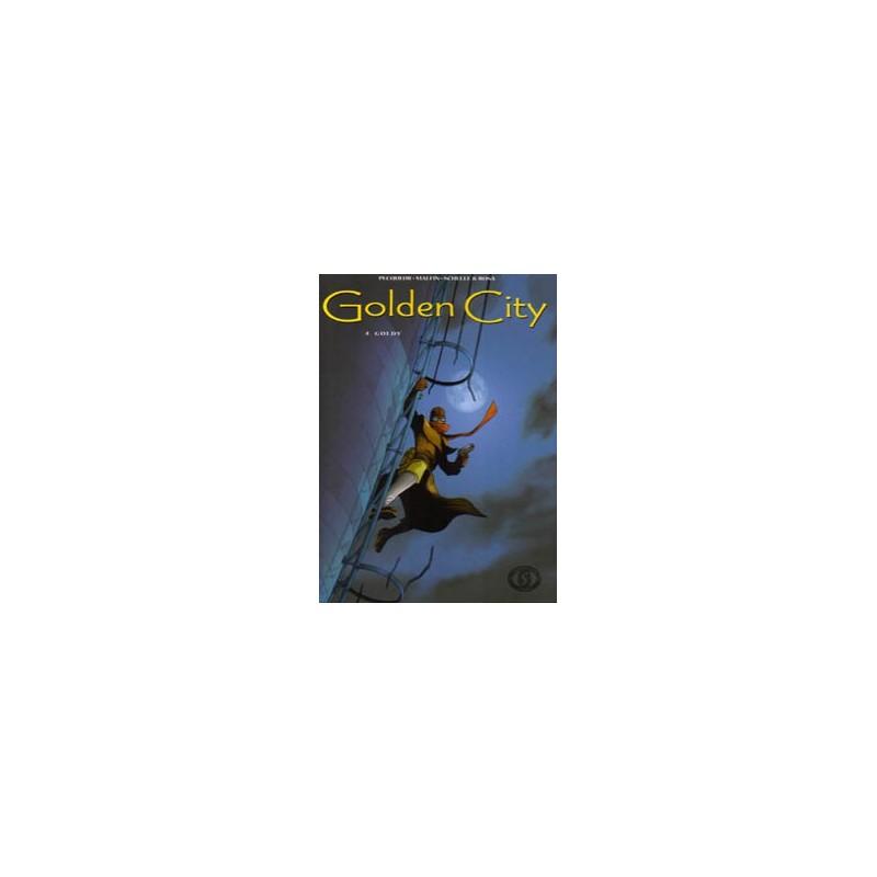 Golden City  04 HC Goldy