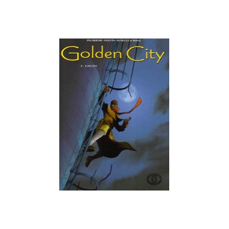 Golden City  04 HC Goldy