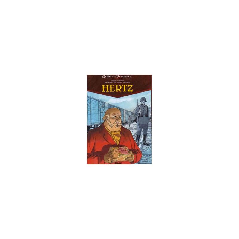 Geheime Driehoek Hertz 01 HC