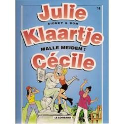 Julie, Klaartje, Cecile 14 Malle meiden!