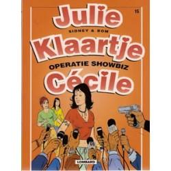 Julie, Klaartje, Cecile 15 Operatie showbiz