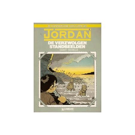 Jordan setje deel 1 & 2 1e drukken 1990