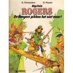Kapitein Rogers 01<br>de rangers pikken het niet meer<br>1e druk