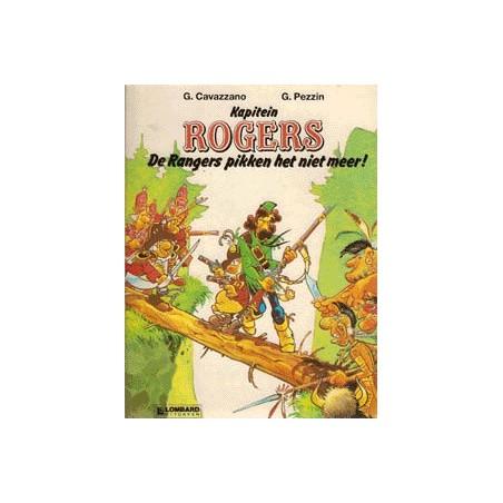 Kapitein Rogers setje Deel 1 & 2 1e drukken 1987-1988