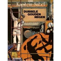 Kapitein Sabel 03<br>Dubbele gouden negen<br>1e druk 1984