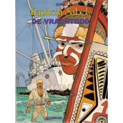 Kapitein Sabel 06<br>De vrachtgod<br>1e druk 1987