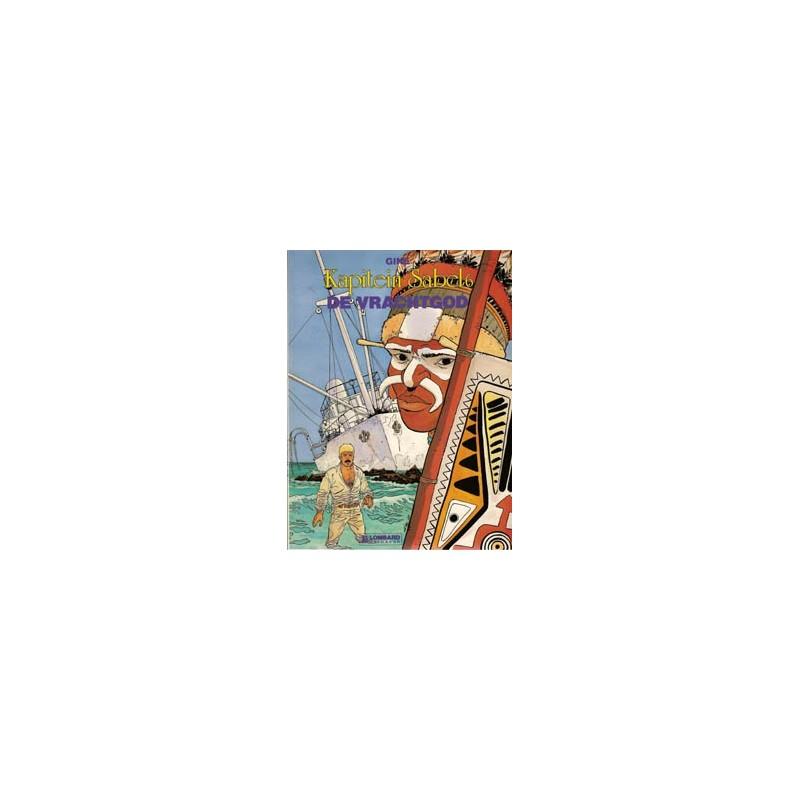 Kapitein Sabel 06 De vrachtgod 1e druk 1987