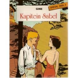 Kapitein Sabel<br>Special deel 2<br>1991