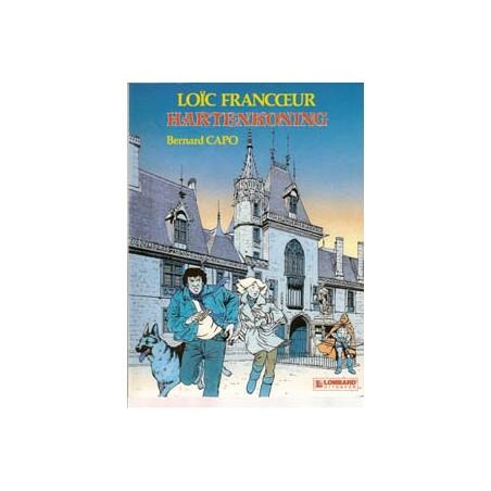Loic Francoeur 01% Hartenkoning 1e druk 1988