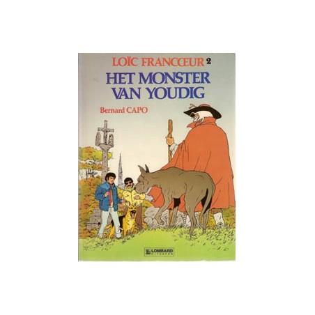 Loic Francoeur 02 Het monster van Youdig 1e druk 1989