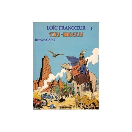 Loic Francoeur 05 Tin-hinan 1e druk 1992