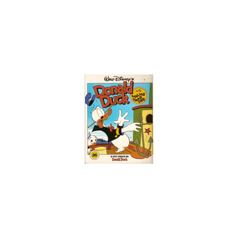 Donald Duck  beste verhalen 026 Als walvisvaarder