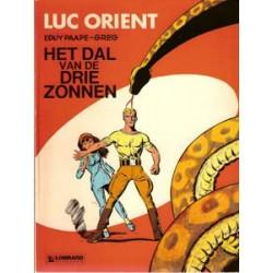 Luc Orient 01<br>Het dal van de drie zonnen<br>herdruk