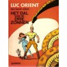 Luc Orient 01 Het dal van de drie zonnen herdruk Lombard