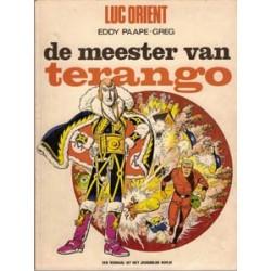 Luc Orient 03<br>De meester van Terango<br>herdruk