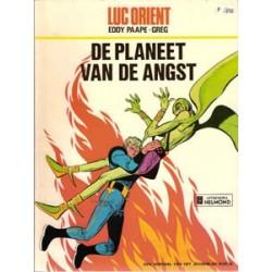 Luc Orient 04<br>De planeet van de angst<br>herdruk