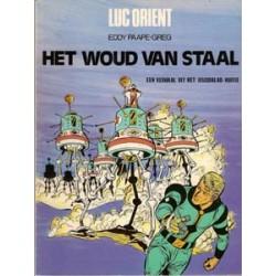 Luc Orient 05 Het woud van staal 1e druk 1973