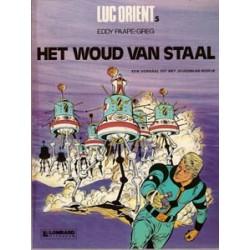 Luc Orient 05<br>Het woud van staal<br>herdruk