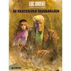 Luc Orient 07<br>De krater van tovenarijen<br>herdruk Lombard