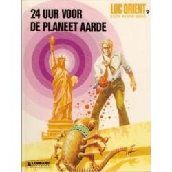 Luc Orient 09<br>24 uur voor de planeet aarde<br>herdruk