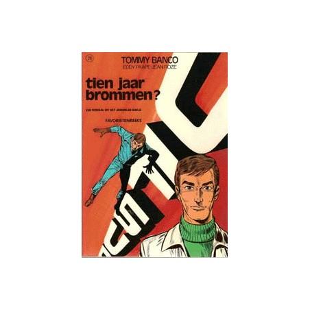 Tommy Banco setje 3 delen 1e drukken 1973-1979